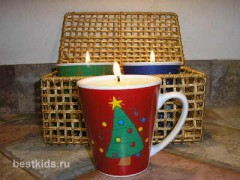 Домашние свечи готовы!