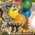 Сценарий детского дня рождения – Африканский ДР